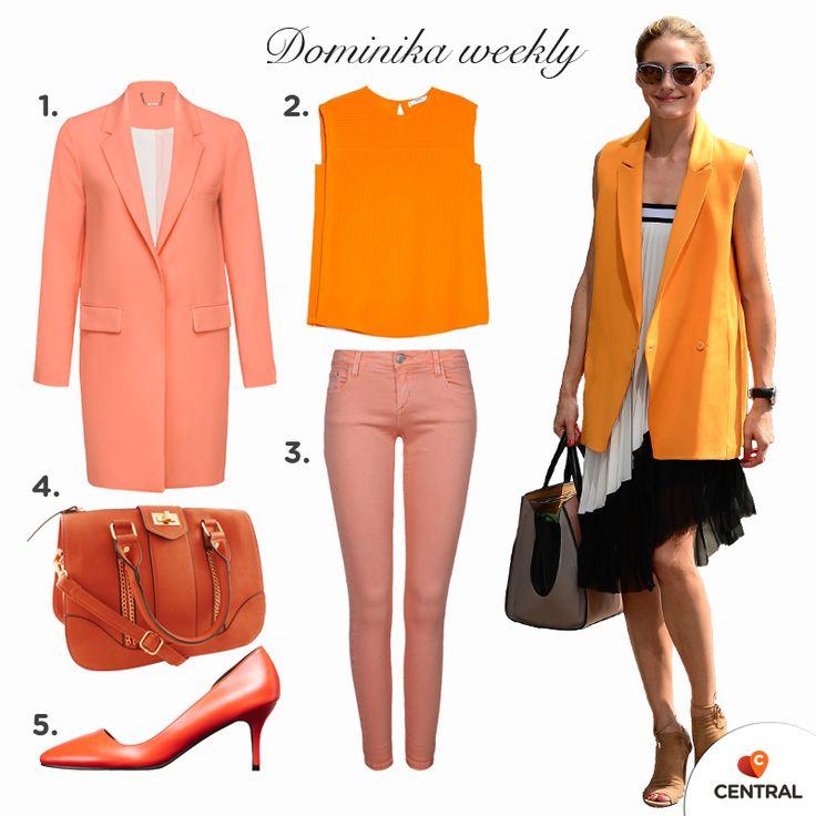 #dominikaweekly #inspiration #fashion #occentral