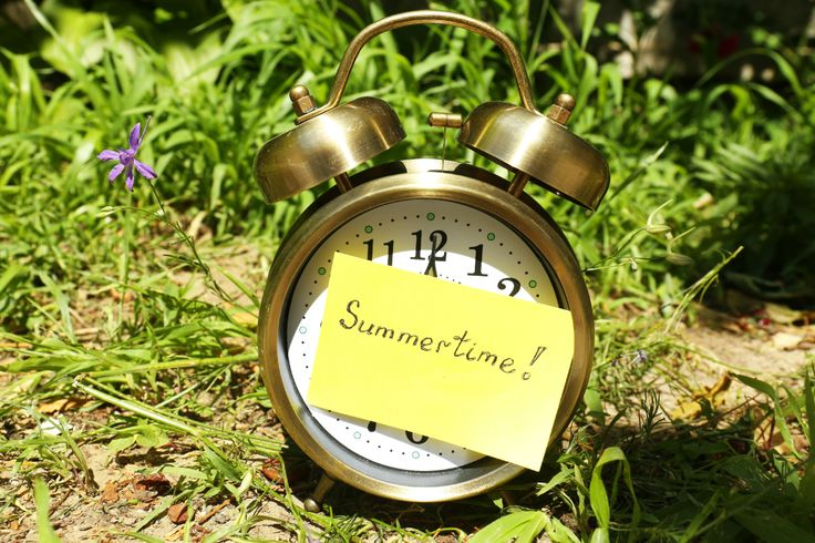 The clocks going forward heralds the start of British Summertime, which is a good thing, but also means we lose an hour in bed, which is a very bad thing.
