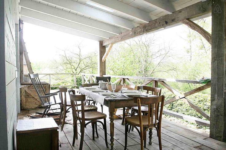 Schau Dir dieses großartige Inserat bei Airbnb an: FERMETTE CHARME NORD PAS DE CALAIS  - Häuser zur Miete