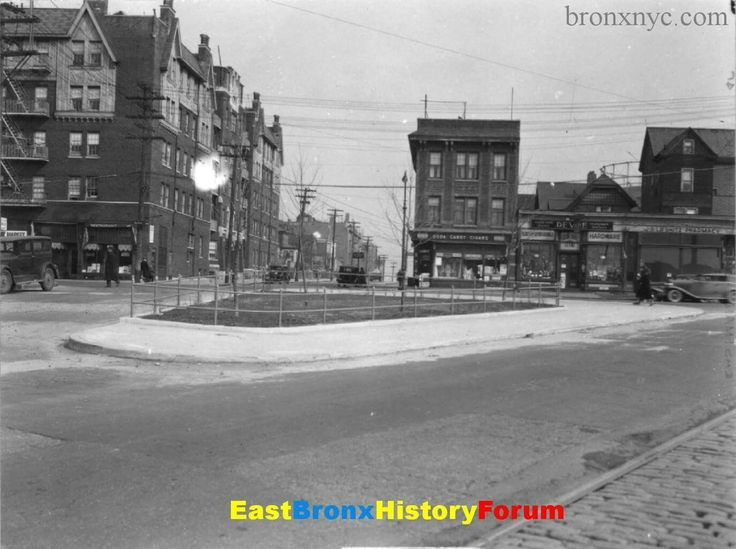 Castle Hill & Bronx Expressway