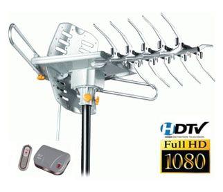 Outdoor tv antenna cut the cord pinterest tvs the o - Antena exterior tv ...