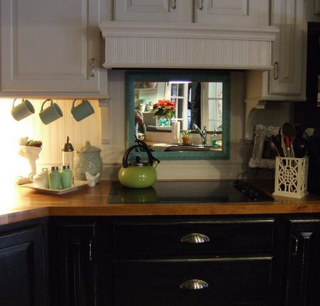 Decorative range hoods under cabinet custom built range - Kitchen hood under cabinet ...
