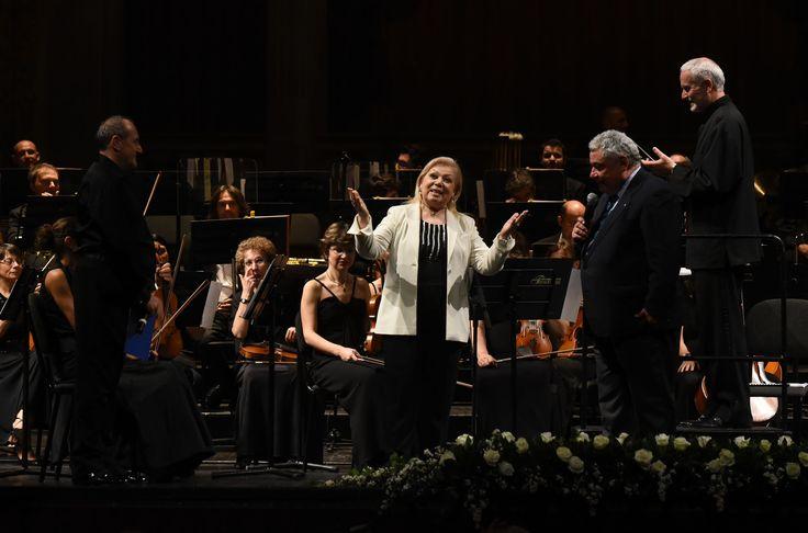 Mirella Freni (foto Roberto Ricci)