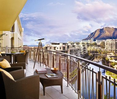 The latest property from One features a waterfront resort with 131 large, high-tech rooms. The knockout first impression as you walk in the door is the hotel's 40-foot-tall picture window framing Table Mountain. www.superiorsalesandrentals.co.za