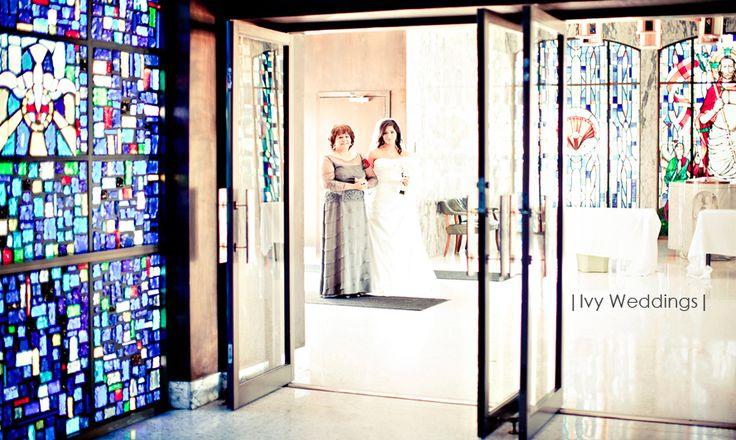 St. Monica Catholic Church - ceremony