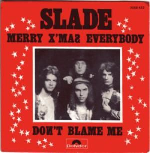 Slade - Merry Xmas Everybody - Courtesy Polydor