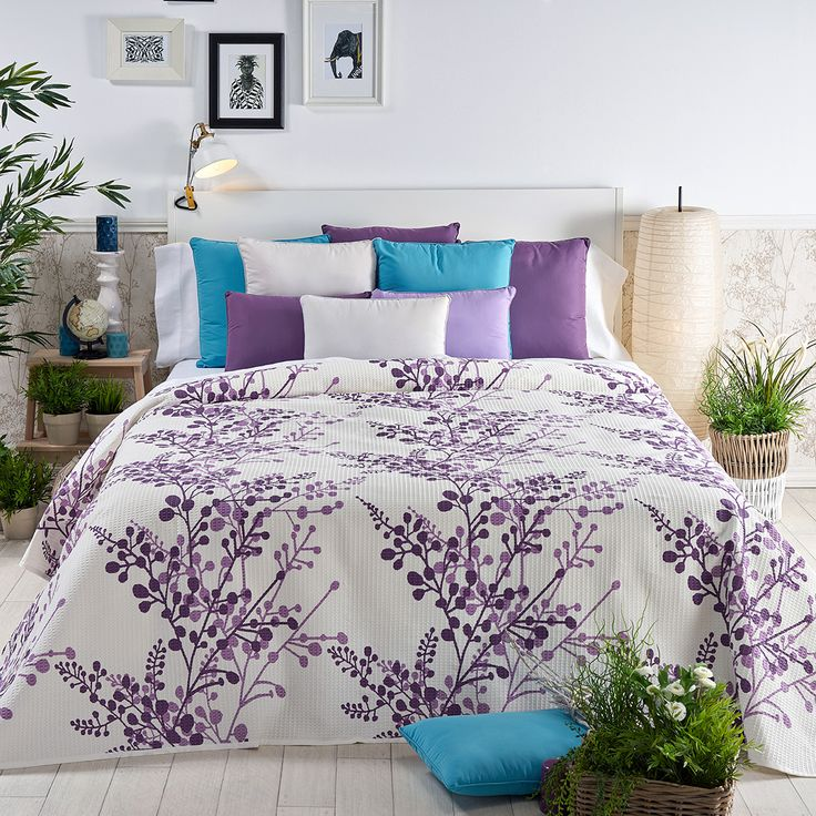 24 best colchas de verano images on pinterest bedding for Colchas de verano ikea