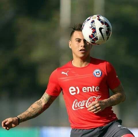 Teamo Eduardo Jesus Vargas roja
