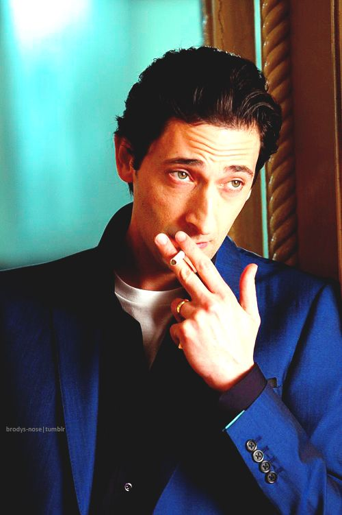 Adrien Brody as Leonard Chess in Cadillac Records