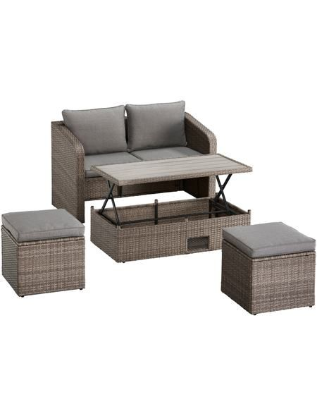 Best 25+ Polyrattan sofa ideas on Pinterest | Rattan ecksofa ...