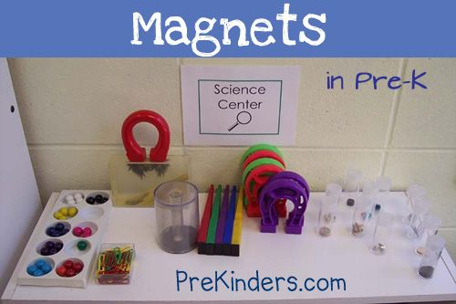 centers for pre kindergarten classrooms | Find more science ideas on the Science Resource Page