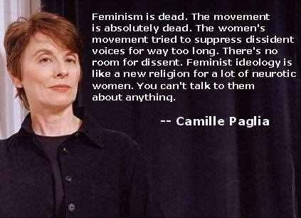 rape feminism and camille paglia Perspective needed -- feminism's lie: denying reality about sexual power and rape by camille paglia  camille paglia is the author of ``sexual personae: art and decadence from nefertiti to.