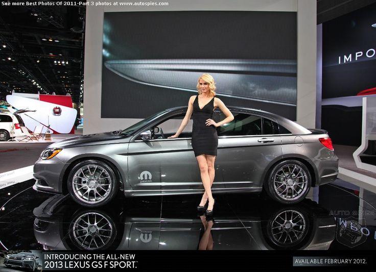 Chicago Auto Show Chicago auto show, Car model, Photo