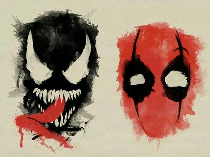 Venom and Deadpool