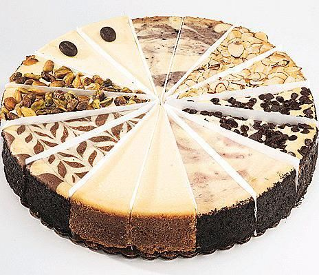 A Great Way To Try 8 Different Cheesecakes Our Best