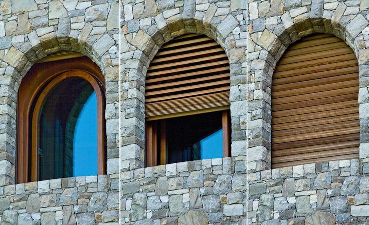 Large-Sized Windows & Doors Frames #blackouts #architecture #design #house #frames #windows