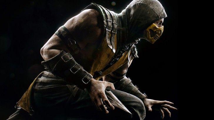 Scorpion Mortal Kombat X High Definition 1080p