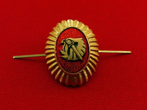 Russian-Security-Uniform-Metal-Pin-Badge-Hat-Cockade