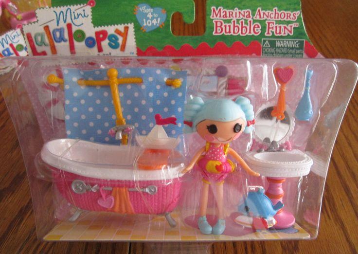 Charming MGA Mini Lalaloopsy Sew Sweet PLAYHOUSE U0026 5 FURNITURE Sets Doll House |  Lalaloopsy, Furniture Sets And Playhouses