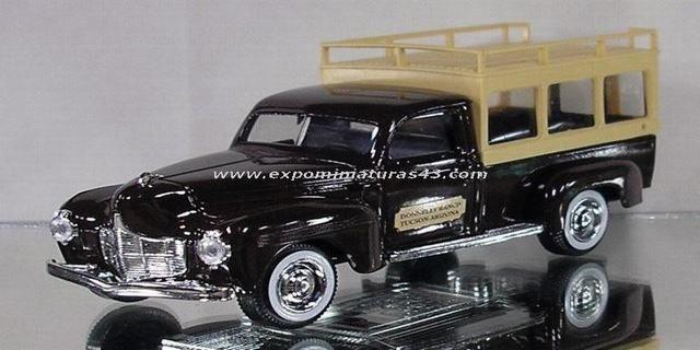 Dodge Model 1940 1/43