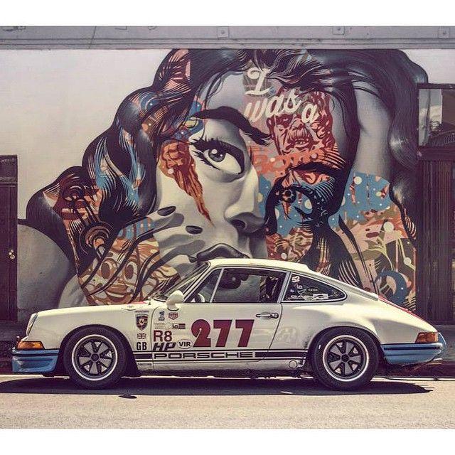 clubmulholland: @magnuswalker #277 by Tad Orlowski. #Porsche