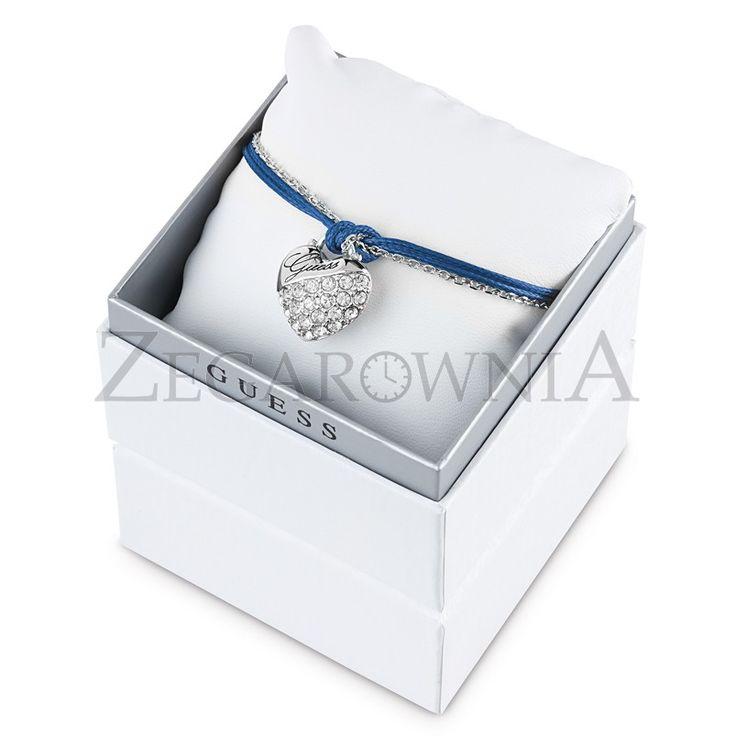 BRANSOLETA GUESS HEART http://zegarownia.pl/bransoleta-guess-ubs51405
