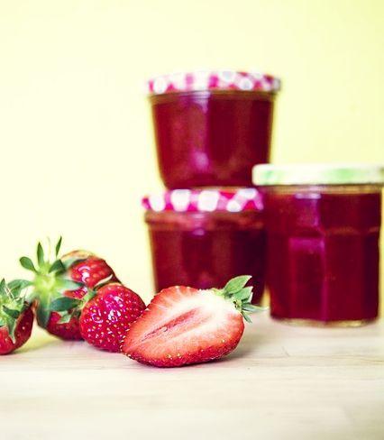Dulceață de Căpșuni Fără Zahăr - Rețetă