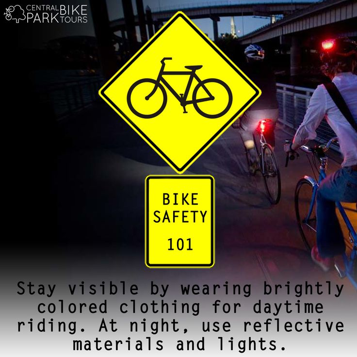 7 Best Nyc Bike Laws And Safety Images On Pinterest Central Park