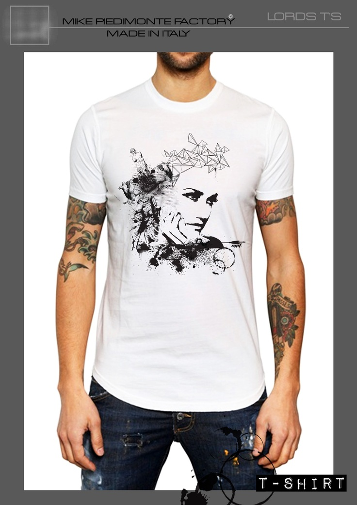 NEW T-SHIRT COLLECTION SS13 BLACK REBELS  MPF®