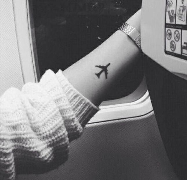 Découvrez notre sélection de tatouages pour les accros aux voyages ! @inkkked_