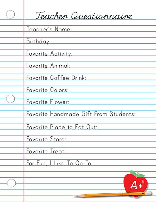Free-back-to-school-teacher-questionnaire.png 500×647 pixels-- I wish my parents would do this for me!