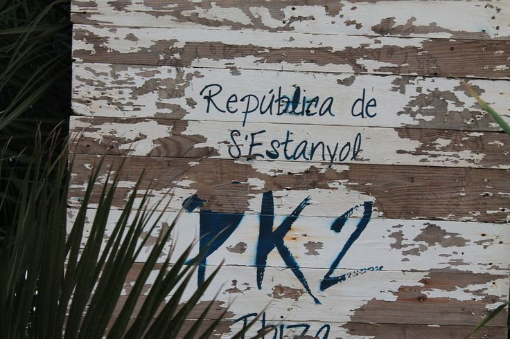 PK2 at S'Estanyol Beach Ibiza