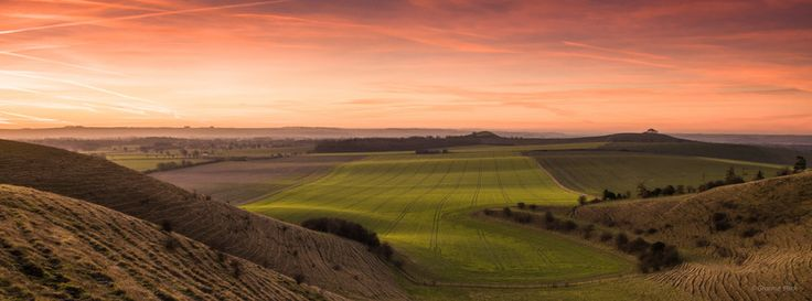 Vale of the White Horse by Tokoloshe on 500px