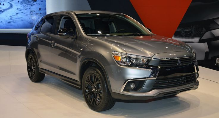 Mitsubishi Outlander Sport Limited Edition Debuts In Chicago Priced From $21995