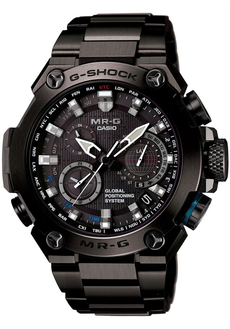 *G-Shock MR-G GPS Atomic Solar Hybrid -Ultra Limited Edition