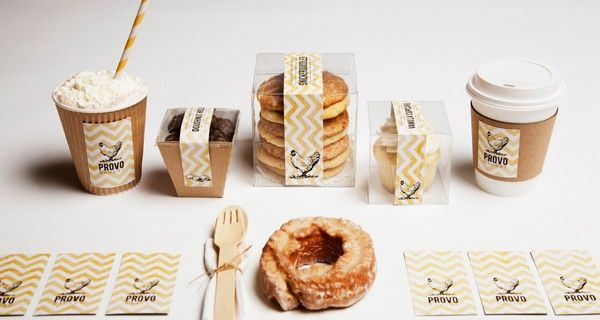 Provo Bakery Packaging