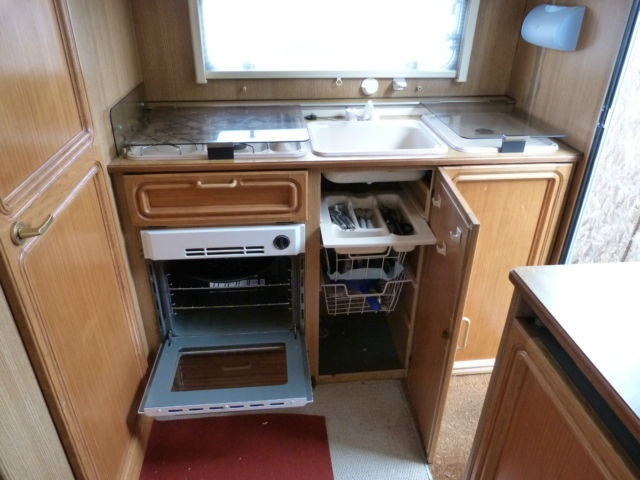 30 best images about caravan love on pinterest cutlery for Caravan kitchen storage ideas