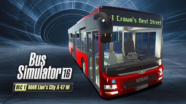 Bus Simulator 16 With Update 1 Incl DLC Download Pc Game Repack