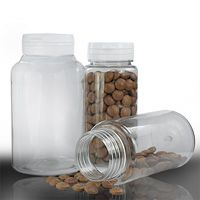 Plastic sweet jars