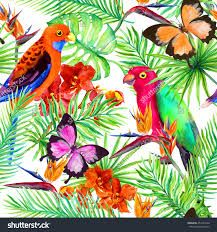 Image result for forest tropical pattern