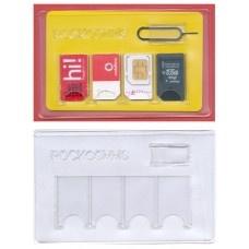Multi SIM Cards Holder / Organizer 5