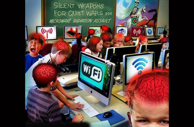 WLAN wird immer mehr zur meist benutzten Kommunikationsfrequenz, überall werden freie Zugänge (HotSpots) angeboten. Das Smartphone sendet und empfängt durch aktive Apps nahezu ständig, meist über W…