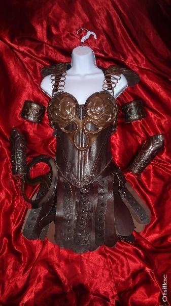 Xena  Warrior Princess (TV) (1995) movie props Xenas Main Hero Costume  Lucys if I could find this it would be awesome