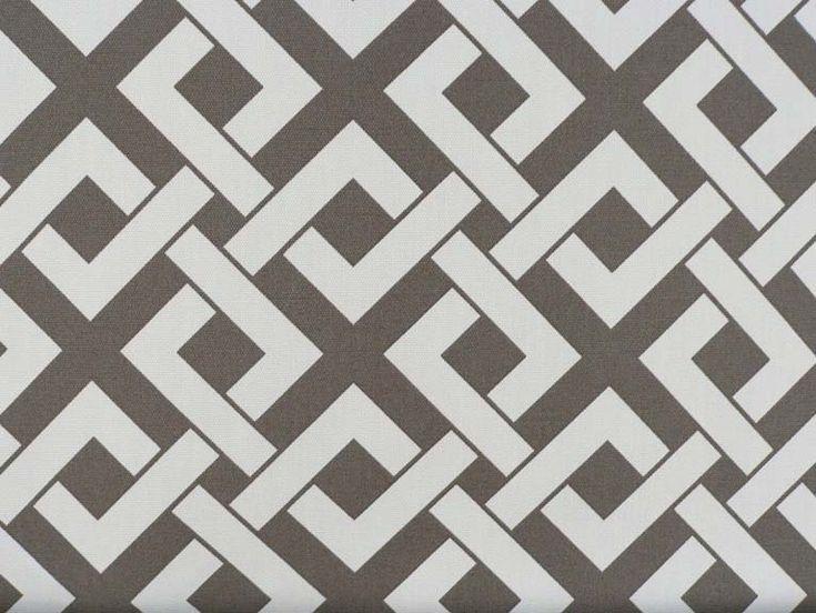Boxed In Brindle Fabric – Indoor / Outdoor
