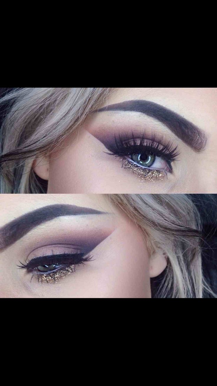 Smokey Cat Eye Makeup: 334 Best Images About Make Up On Pinterest