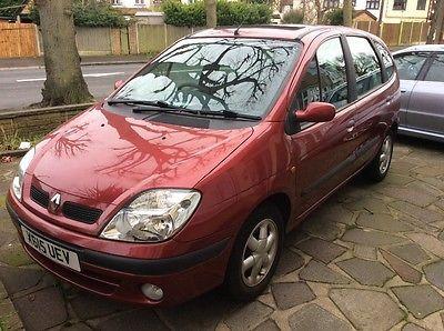 eBay: Renault Scenic 1.6 16v RXE 2000 X Reg - Spares or repair #carparts #carrepair ukdeals.rssdata.net