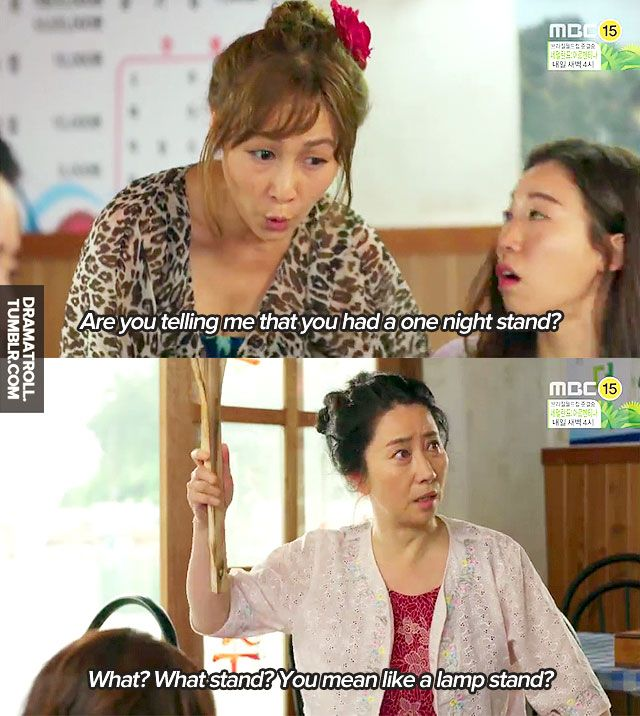 Ahahaha!! How can anyone not love Mi Youngie eomma! She's too awesome. Fated to Love You