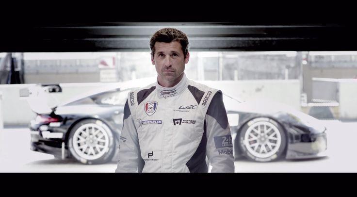 Patrick Dempsey: Ready for the 24h of Le Mans. #LM24 #LeMans2014
