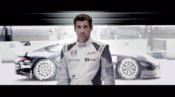 Patrick Dempsey: Ready for the 24h of Le Mans. #LM24 #LeMans2014