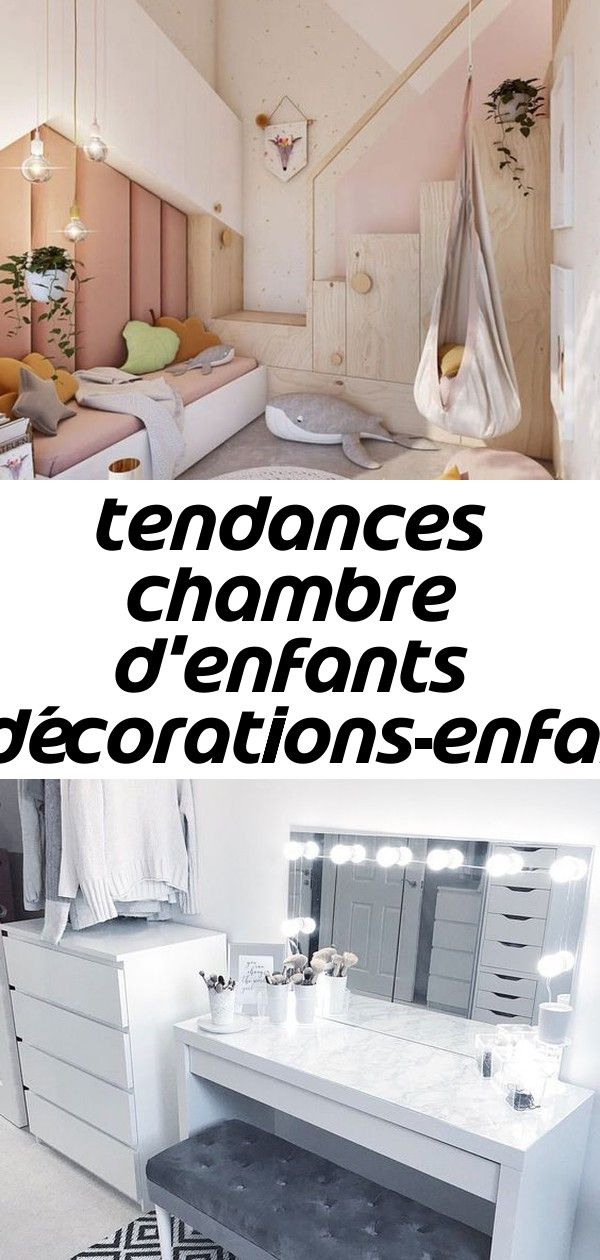 Tendances Chambre D Enfants 2019 Decorations Enfants 8 Chambre